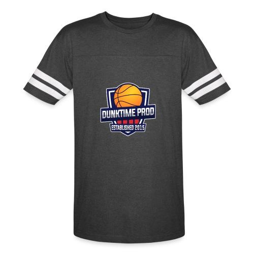DUNKIME Producions Logo - Vintage Sport T-Shirt