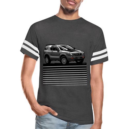 VX SUV Lines - Vintage Sport T-Shirt