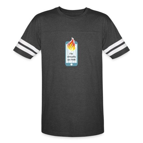 HL7 FHIR DevDays 2020 - Mobile - Vintage Sport T-Shirt