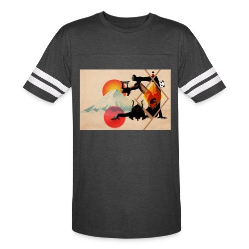 Japaned - Vintage Sport T-Shirt