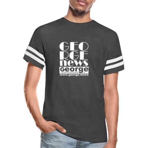 WE ARE GEORGE - Vintage Sports T-Shirt