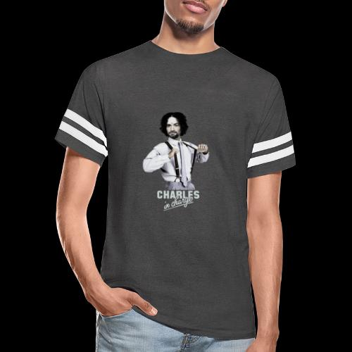 CHARLEY IN CHARGE - Vintage Sport T-Shirt