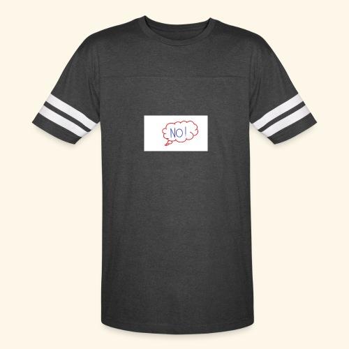 NO! - Grace Sakyi - Vintage Sport T-Shirt