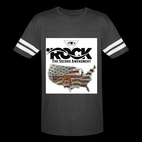 Eye Rock the 2nd design - Vintage Sport T-Shirt