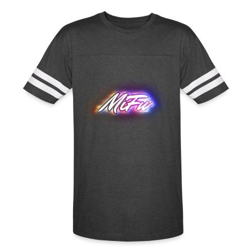MiFu Logo - Vintage Sport T-Shirt