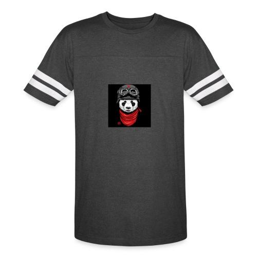 Panda - Vintage Sport T-Shirt