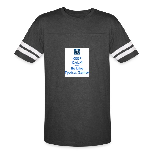 keep calm and be like typical gamer - Vintage Sport T-Shirt