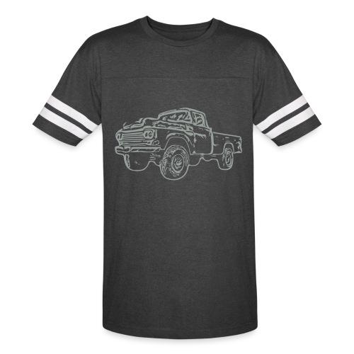 gnarlyTruck - Vintage Sport T-Shirt