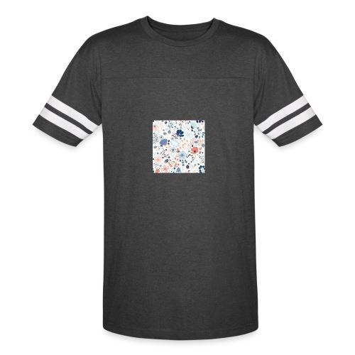 flowers - Vintage Sport T-Shirt