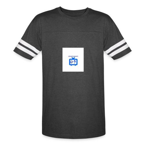 OdogVlogsTv Offical Logo - Vintage Sport T-Shirt