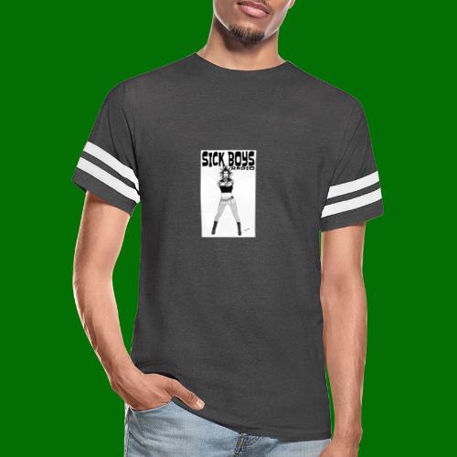 Sick Boys Girl2 - Vintage Sport T-Shirt