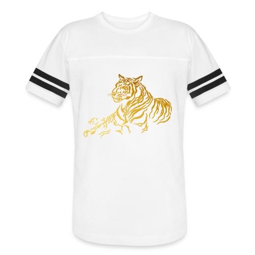 Gold Tiger - Vintage Sport T-Shirt