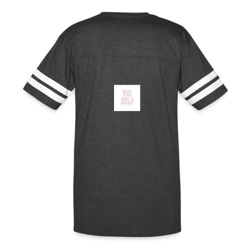 Yoga Junkie - Vintage Sport T-Shirt
