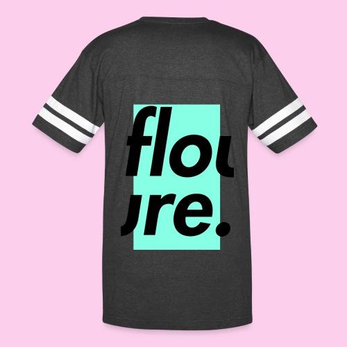 FLOURE CUT 2 PIECES - Vintage Sport T-Shirt