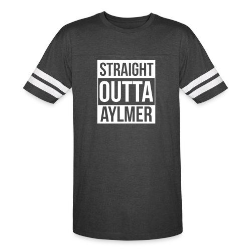 StraightOuttaAylmer - Vintage Sport T-Shirt