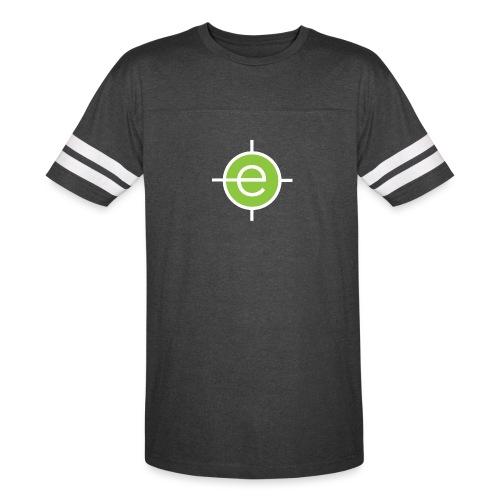 OET American Apparel black T-shirt - Vintage Sports T-Shirt