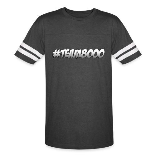 Team 8000 Logo NEW - Vintage Sports T-Shirt