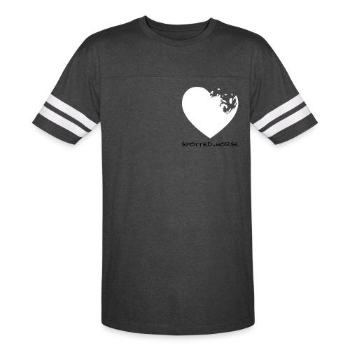 Appaloosa Heart - Vintage Sport T-Shirt