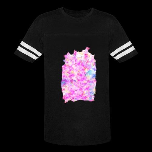 Pink pattern - Vintage Sport T-Shirt