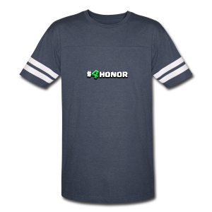 4honor green - Vintage Sport T-Shirt