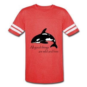 End Captivity - Vintage Sport T-Shirt