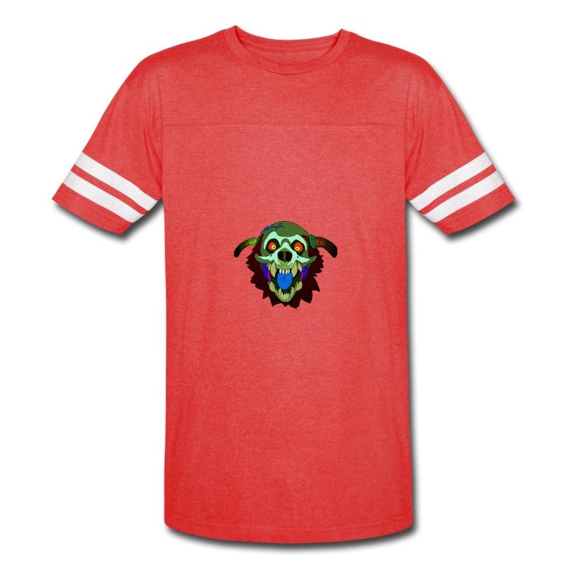 Dr. Mindskull - Vintage Sport T-Shirt