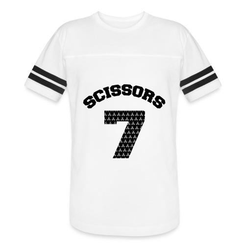 Scissors Seven - Vintage Sport T-Shirt