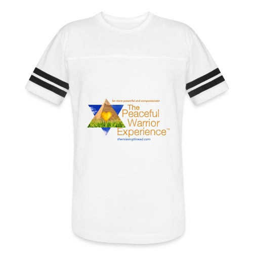 The Peaceful Warrior Experience t-shirt 1 - Vintage Sport T-Shirt