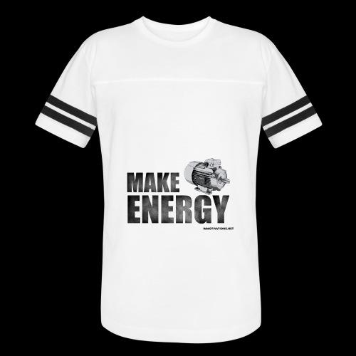 MAKE ENERGY - Vintage Sport T-Shirt