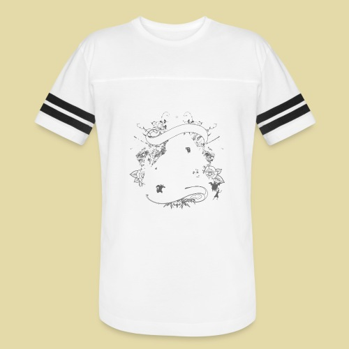 hoh_tshirt_skullhouse - Vintage Sport T-Shirt