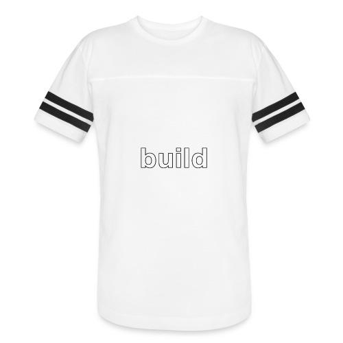 build logo - Vintage Sport T-Shirt