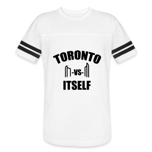 6 Versus 6 - Vintage Sport T-Shirt
