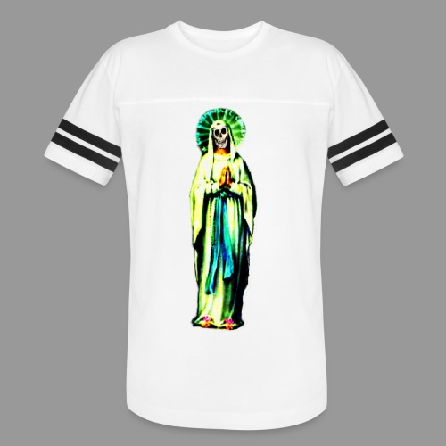 Cult Of Santa Muerte - Vintage Sport T-Shirt