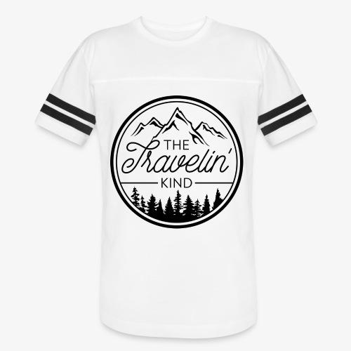 The Travelin Kind - Vintage Sport T-Shirt