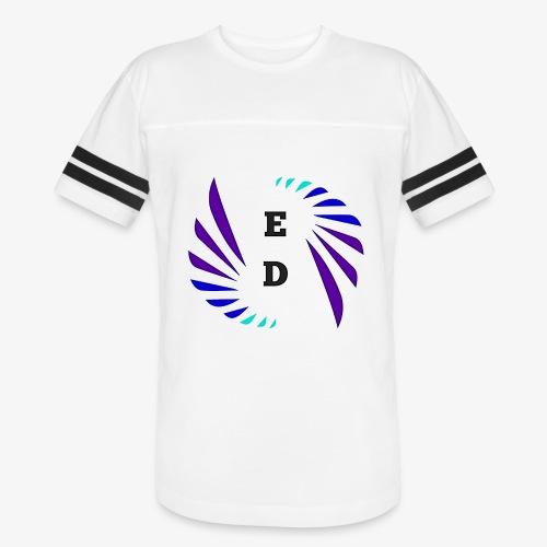 Entertainment Daily Logo - Vintage Sport T-Shirt