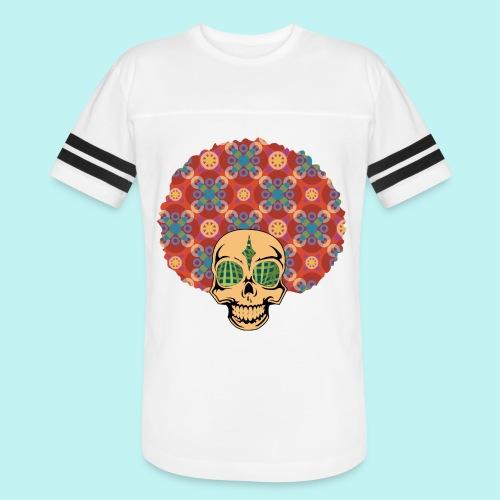 MACK DADDY SKULLY - Vintage Sport T-Shirt
