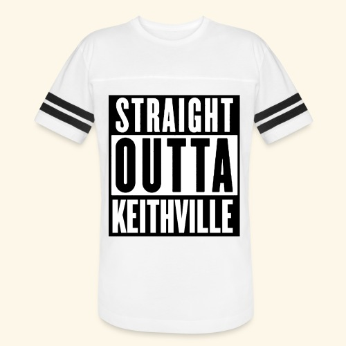 STRAIGHT OUTTA KEITHVILLE - Vintage Sport T-Shirt