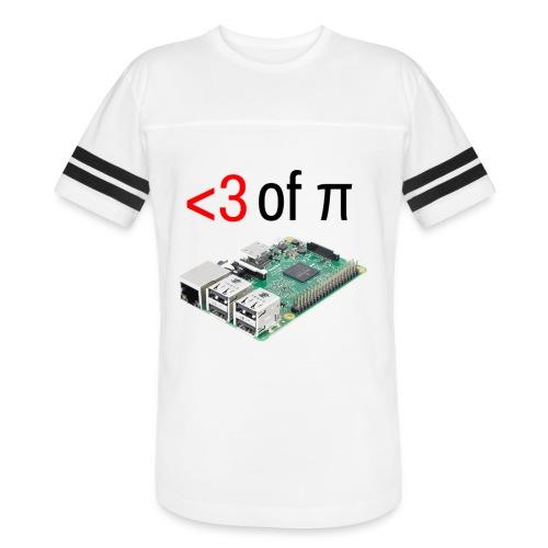 Life of Raspberry Pi 2 - Vintage Sport T-Shirt