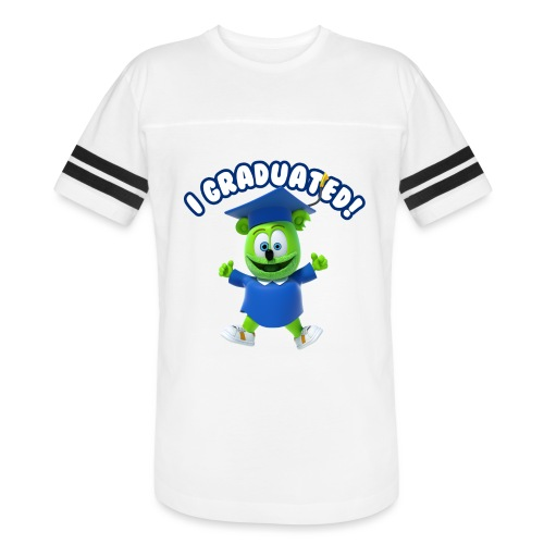 I Graduated! Gummibar (The Gummy Bear) - Vintage Sport T-Shirt