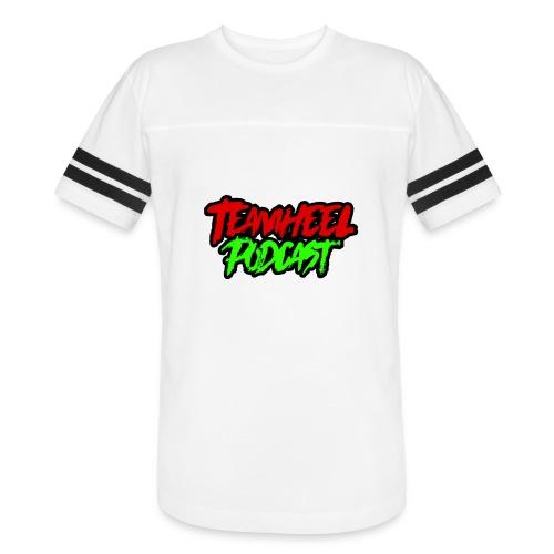 TEAMHEEL Podcast RedNGreen - Vintage Sport T-Shirt