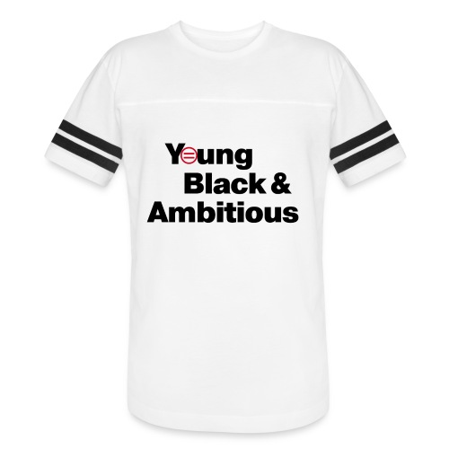 YBA white and gray shirt - Vintage Sport T-Shirt