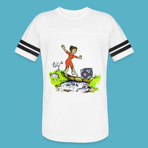 Testing Everywhere! - Vintage Sport T-Shirt