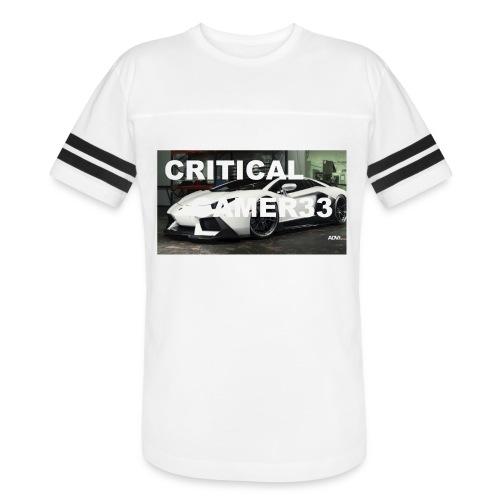 CRITIMERCH EXCLUSIVE - Vintage Sport T-Shirt