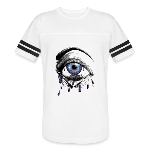 Lightning Tears - Vintage Sport T-Shirt