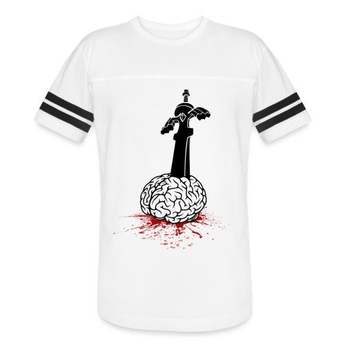 Sword in Brain - Vintage Sport T-Shirt
