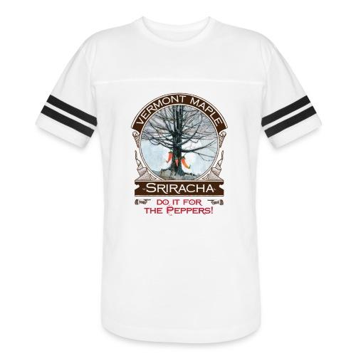 Vermont Maple Sriracha - Vintage Sport T-Shirt