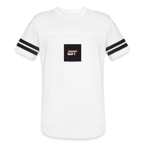 BT logo golden - Vintage Sport T-Shirt
