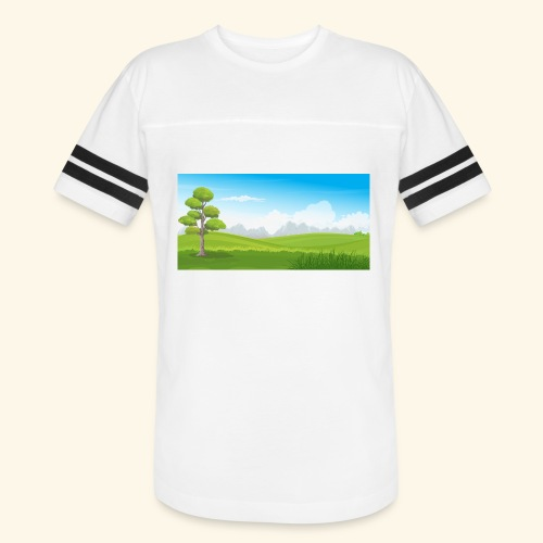 Hills cartoon - Vintage Sport T-Shirt