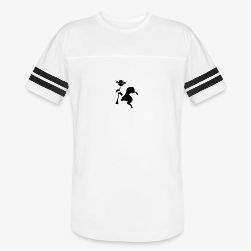 imagika black - Vintage Sport T-Shirt