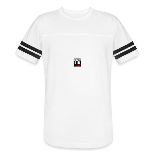 straight outta sheeps - Vintage Sport T-Shirt